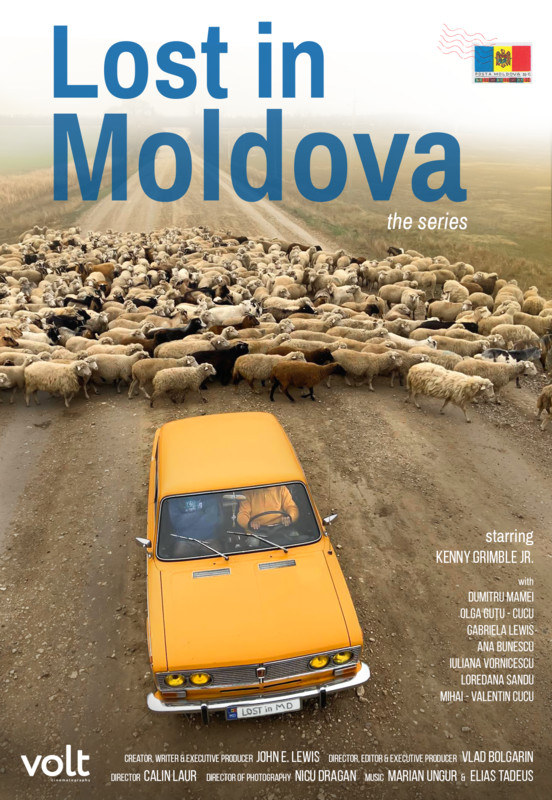 lost in moldova poster